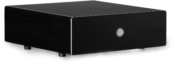 Mini-Case Fanless mITX-MB1, M-ITX